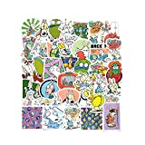 Rocko's Modern Life Stickers|50pcs| for Skateboard, Cool Cartoon Stickers for...