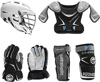 Lacrosse Unlimited Maverik Charger EKG Youth Starter Set 4-Piece (Cascade CS-R) - No Stick