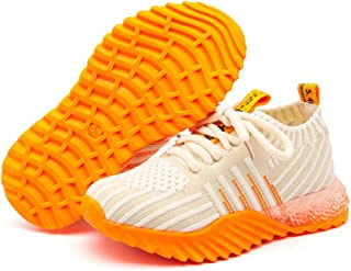 Children Casual Shoes Boy Girl Mix-Color Kids Mesh Breathable Soft Soled Running Sports Shoes