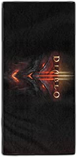PRIMEEE ARPG Diablo 3 Fathom Studios Logo Sports Towels