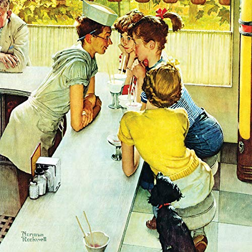 Puzzles Norman Rockwell
