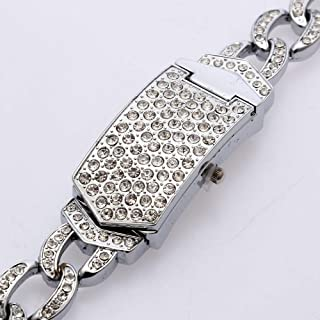 Wrist watch for women, Stainless Steel Band, M3030