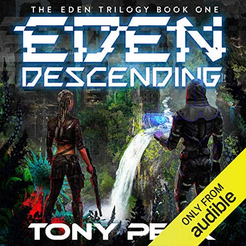 『Eden Descending』のカバーアート