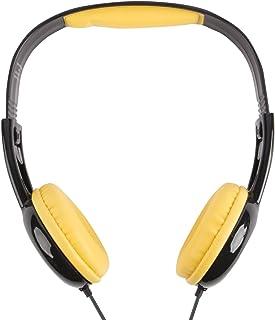 Batman Kids Safe Over The Ear Headphones HP2-03082 | Kids Headphones, Volume Limiter for Developing Ears, 3.5MM Stereo Jac...