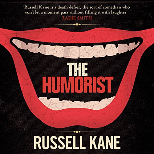 The Humorist audiobook cover art