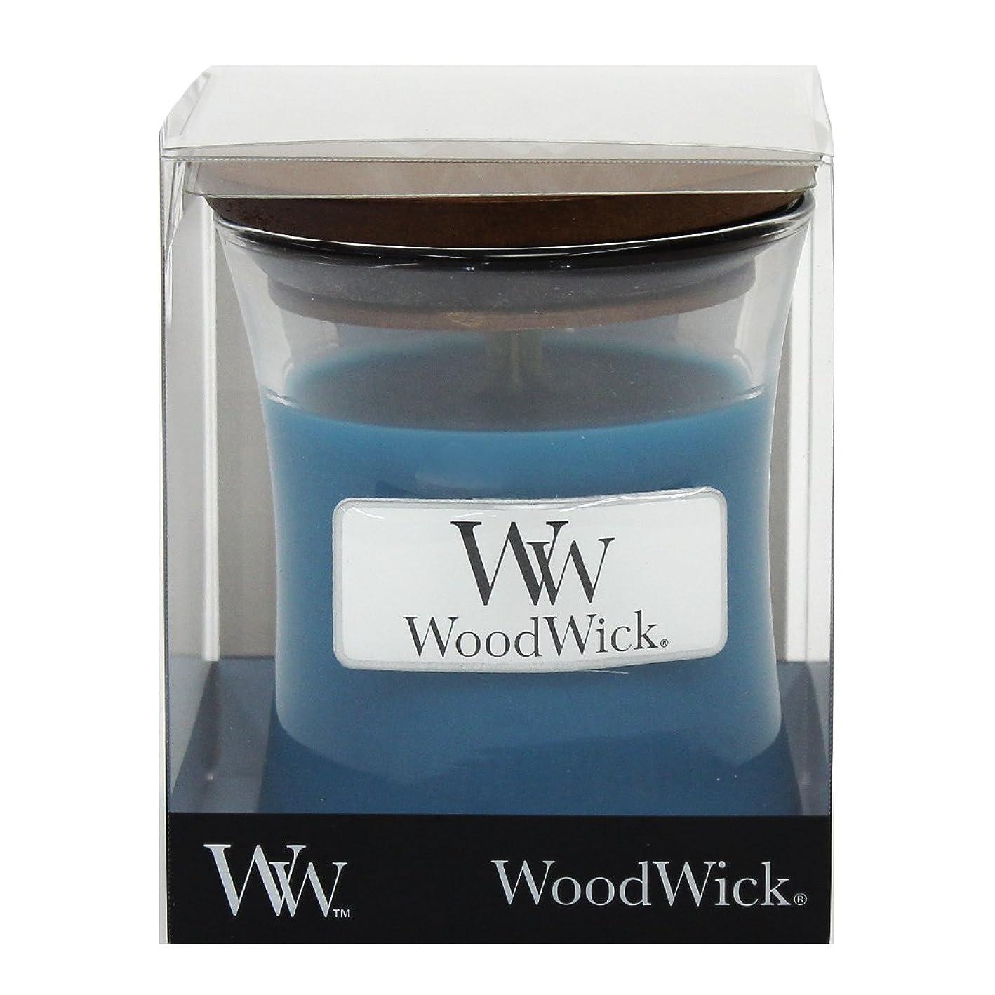 カスタム腫瘍ロードされたWood Wick ウッドウィック ジャーキャンドルSサイズ  デュードロップ