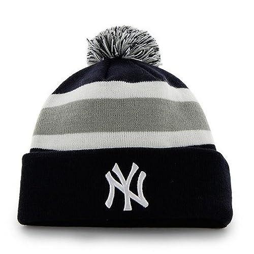 d1697718 New York Yankees Knit Hat: Amazon.com