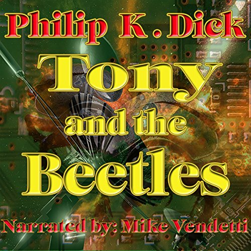 Tony and the Beetles cover art