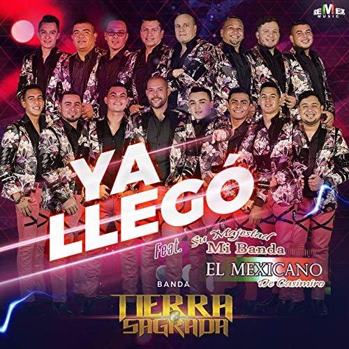 Banda Tierra Sagrada feat. Su Majestad Mi Banda El Mexicano de Casimiro