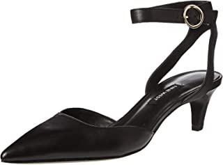 Nine West Quinteena Strap Heel For Women, BLACK, Size 41.5 EU
