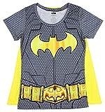Bioworld Batman Cape Shirt Batman Cosplay Batman Tshirt - Batman Cape Tee Batman Shirt-Small