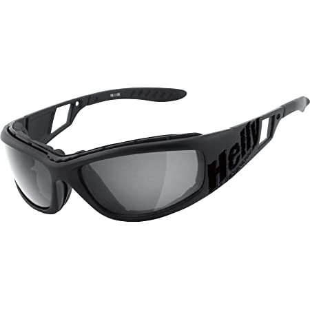 Helly No 1 Bikereyes Bikerbrille Motorradbrille Motorrad Sonnenbrille Winddicht Gepolstert Beschlagfrei Bruchsicher Top Tragegefühl Bei Langen Ausfahrten Brille Vision 3 Auto