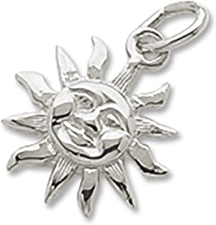 Aruba Sun Small Charm, Charms for Bracelets and Necklaces