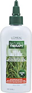 L'Oreal Natures Therapy Scalp Relief Leave-In Treatment - 4 0z.