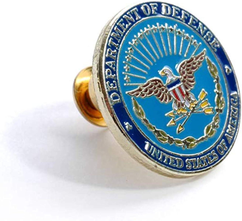 Department of Defense Lapel Pin