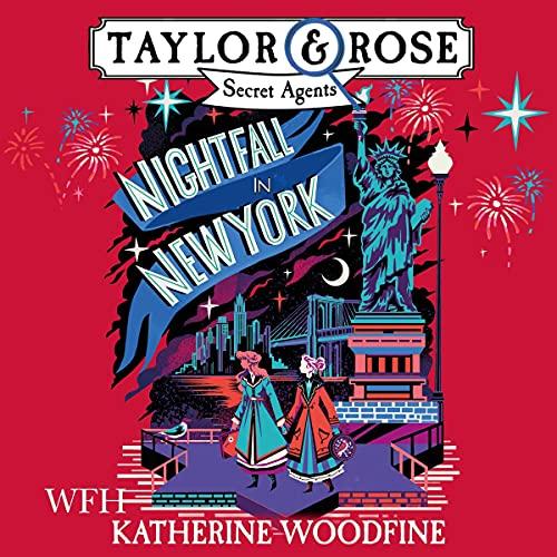 Nightfall in New York cover art
