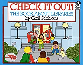 Check It Out!: The Book about Libraries