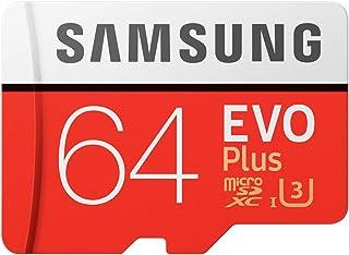Samsung EVO Plus 64GB microSDXC UHS-I U3 100MB/s Full HD & 4K UHD Nintendo Switch 動作確認済 MB-MC64GA/ECO 国内正規保証品