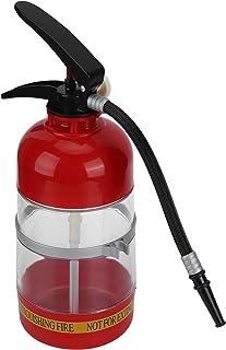 Distributeur d'alcool portatif, distributeur de bière acrylique de forme d'extincteur de conception de pression de main de...