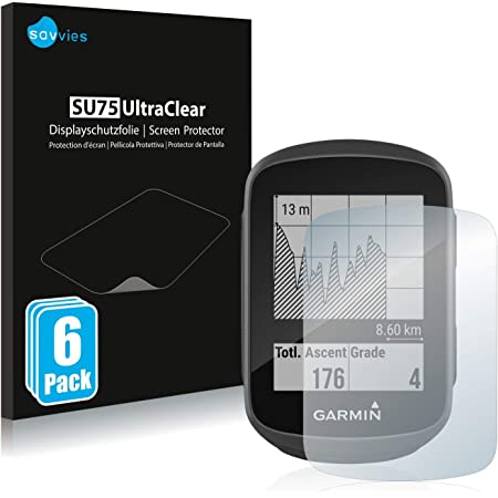 3x Screen Protector for Garmin Edge Touring Plus Tempered Glass Film Protection