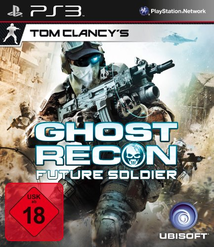 Tom Clancys: Ghost Recon Future Soldier
