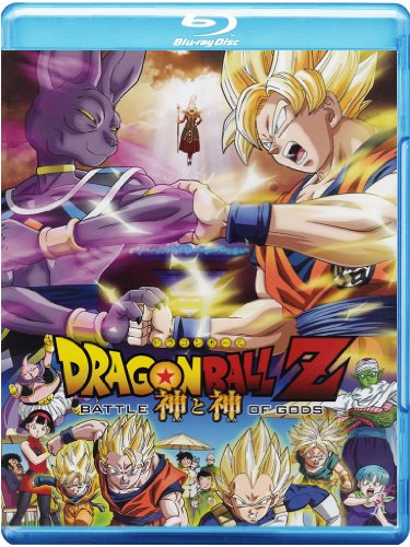 Dragon Ball Z-Battle of Gods [Blu-Ray] [Import]