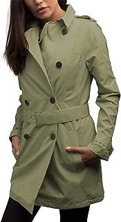 trench coat pockets