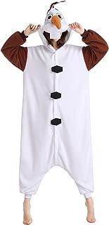 Unisex Adult Animal Pajamas Plush One Piece Costume Cosplay