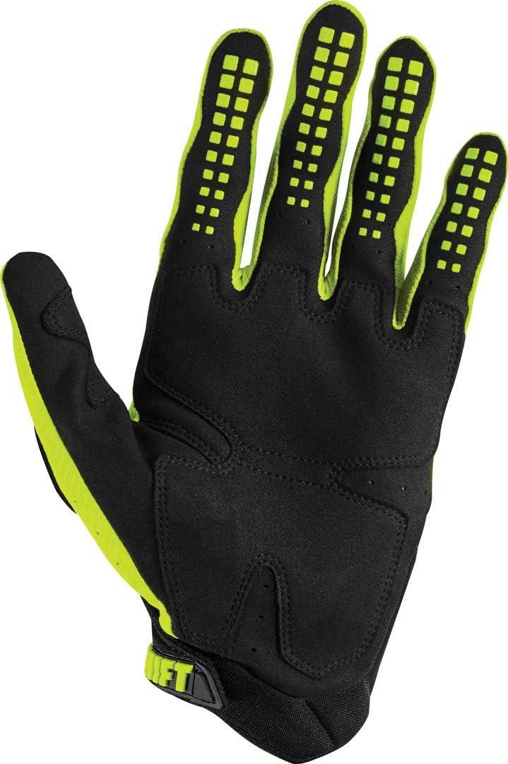 2020 Shift Black Label Air Gloves-Flo Yellow-L