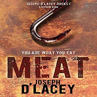 Meat audiobook cover art