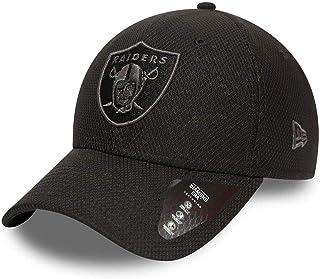 New Era 39Thirty Diamond Cap - Oakland Raiders black - M/L