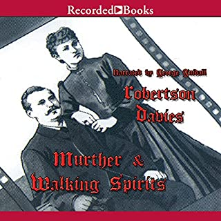 Murther and Walking Spirits audiobook cover art