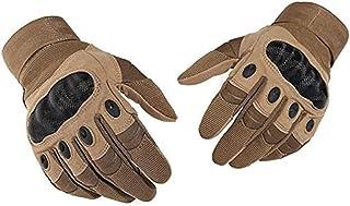 Bonnoeuvre Motorrad Handschuhe Taktische Handschuhe Sommerhandschuhen fürs Motorrad Army Gloves Sporthandschuhe geeignet für Motorräder Skifahren, Militär, Airsoft Bedienen eines Touchscreens (M, 2)