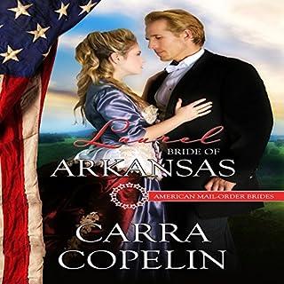 Laurel: Bride of Arkansas audiobook cover art