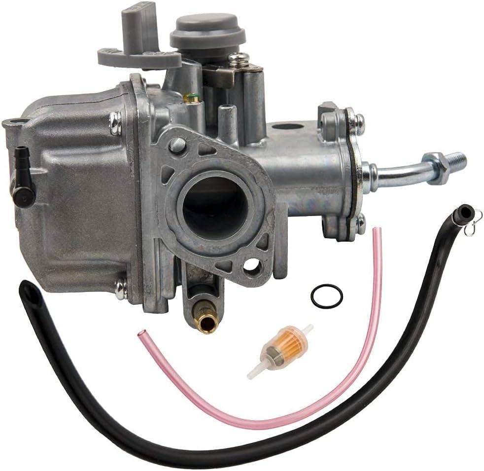 ZJYSM1018 1x Carburetor for Yamaha 80 Raptor YF All items free shipping 50 Silvertip Max 61% OFF