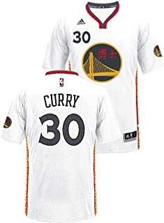 steph curry chinese new year jersey youth