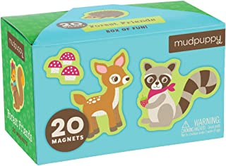 Mudpuppy Forest Friends Box of Magnets