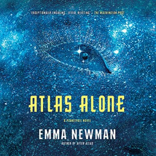 Atlas Alone Audiobook By Emma Newman cover art