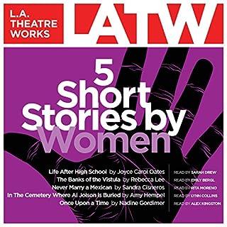 Five Short Stories by Women audiobook cover art