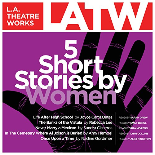 Five Short Stories by Women audiobook cover art