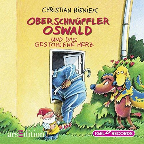 Oberschnüffler Oswald und das gestohlene Herz Titelbild