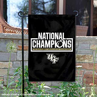College Flags and Banners Co. Central Florida Knights 2017 Undefeated National Champions Garden Flag