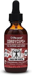 Life Cykel Cordyceps Liquid Double Extract 120 ml, 120 milliliters