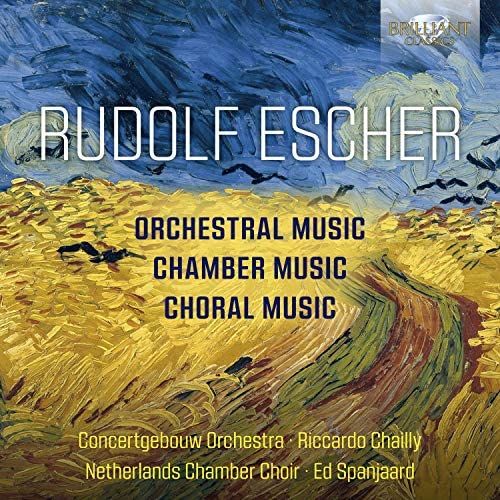 Concertgebouw Orchestra, Riccardo Chailly, Netherlands Chamber Choir & Ed Spanjaard