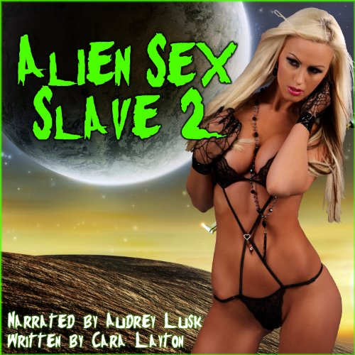 Alien Sex Slave 2 cover art