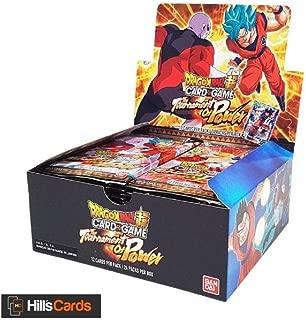 Best dragon ball super tournament of power booster box Reviews