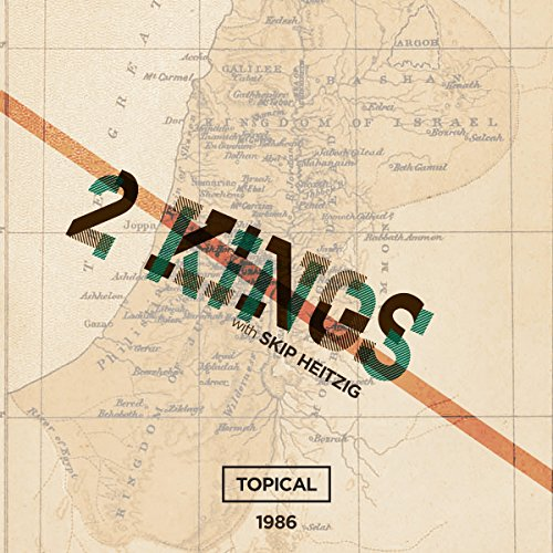 12 2 Kings - Topical - 1986 audiobook cover art