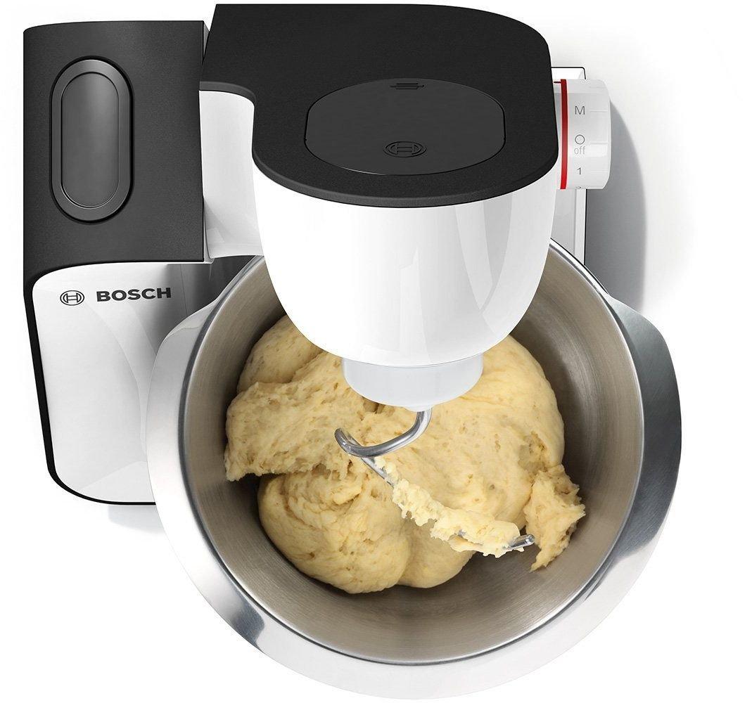 Bosch Mum 52120 Styline Robot de Cocina multifunción mum52120, 500 W, 3.9 litros, 0.37, Stainless_Steel: Amazon.es: Hogar