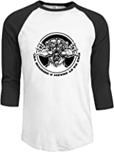 Men Joy Division - A Means To An End Vintage 3/4 Sleeve Raglan Tee Shirts