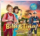 Songtexte von Bibi & Tina - Mädchen gegen Jungs: Der Original-Soundtrack zum Kinofilm
